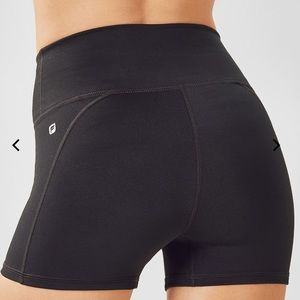 a5826ae2838 Fabletics Shorts - Fabletics High Waisted Solid PowerHold Shorts